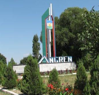 """Ангрен"""