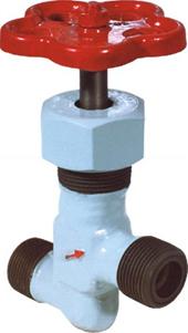 Клапан запорный стальной 15с11п/15с10п