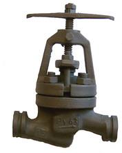 Клапан запорный стальной 15с52нж11
