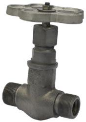 Клапан запорный стальной 15с9бк