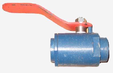Кран шаровой стальной (с патрубками под приварку, муфтовый, штуцерный)