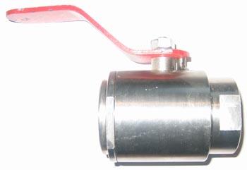 Кран шаровой нержавеющий (с патрубками под приварку, муфтовый, штуцерный)